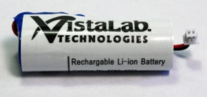 Lithium-ion Battery (Rechargeable)